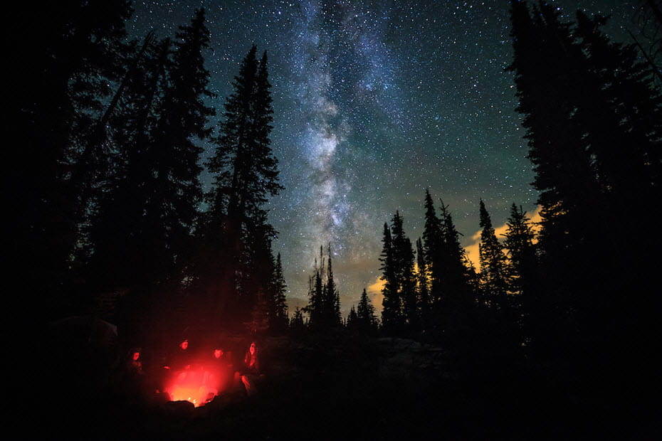 Five of the Best Stargazing Spots on the Western Slope