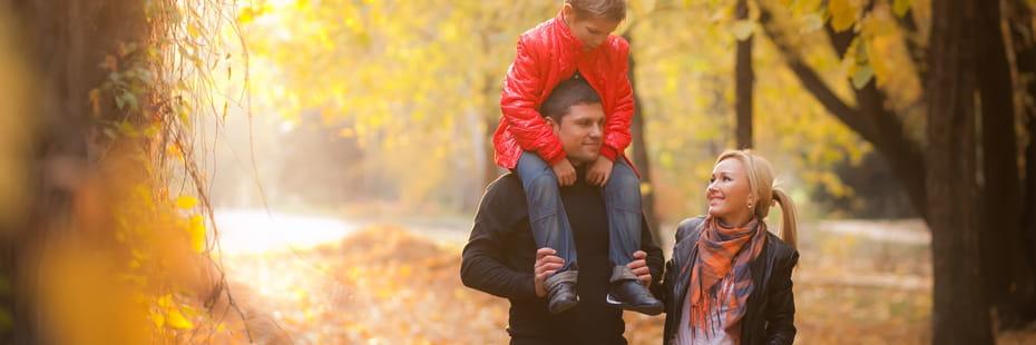family-walking-in-park