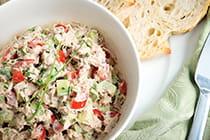 avocado-and-tuna-salad