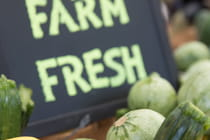 farm-fresh-sign-and-vegetables