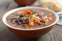 three-bean-soup-on-a-rustic-table (2)